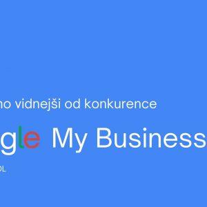 Google My Business spletni tečaj
